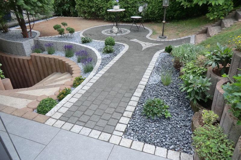 Wege gartengestaltung gashi gmbh for Gartengestaltung wege
